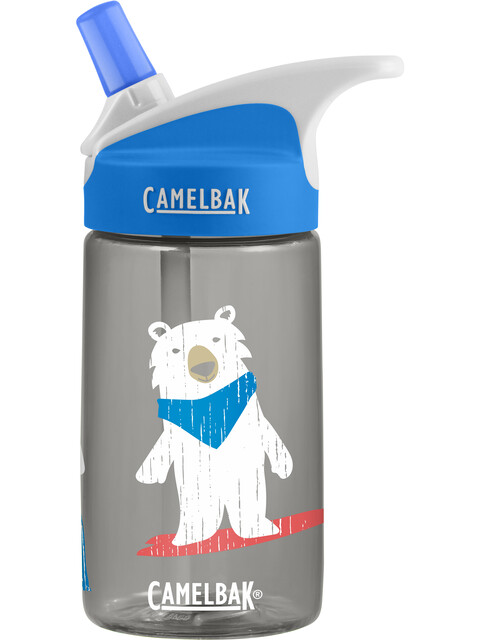 CamelBak Eddy Holiday LTD Kindertrinkflasche 400ml Bro Bears